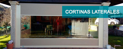 Cortinas Laterales