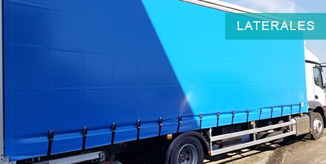 Laterales Camion Toldos Porrino