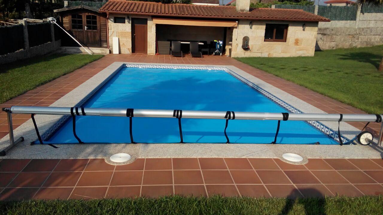 Toldos para piscinas precios finest cobertor o lona for Piscinas sevilla precios