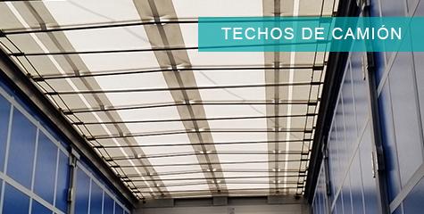 Techos Camion Toldos Porrino