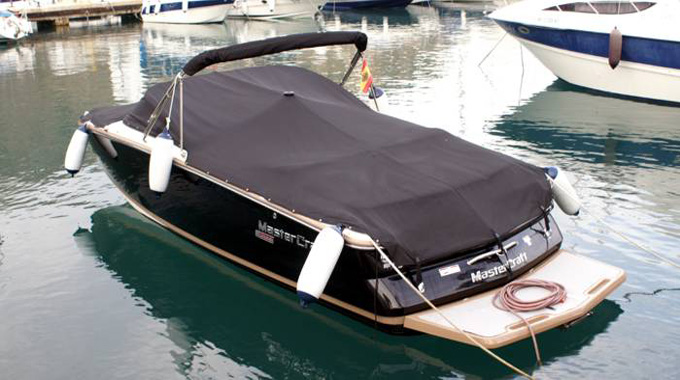Funda Barcos | Toldos Porriño